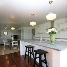 Traditional Kitchen by White Pine Lumber