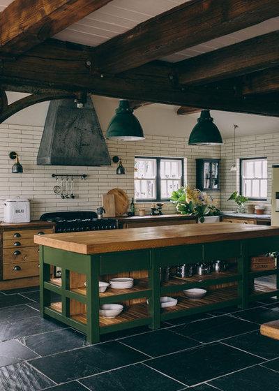 Casa de campo Cocina by Field Day Studio