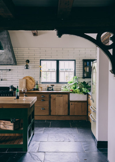 Country Kitchen by Field Day Studio