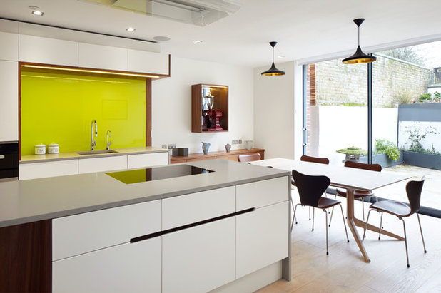 Contemporary Kitchen by Fraher Architects
