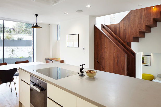 Contemporary Kitchen by Fraher and Findlay