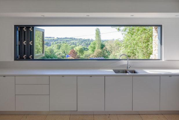 fenetre panoramique cuisine taille extension maison On prix fenetre panoramique