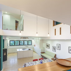 Contemporary Kitchen by Millar Howard Workshop