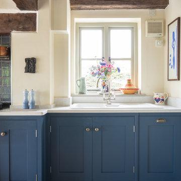 The Ledbury Cottage Kitchen