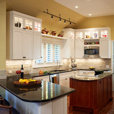 Contemporary Kitchen The Levine Group