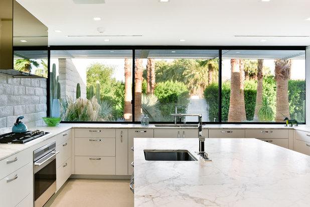 Midcentury Kitchen by Studio AR+D Architects