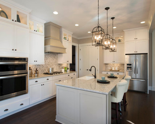 Gourmet kitchens by john wieland homes and neighborhoods for Gourmet kitchen islands