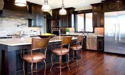 The Meadow Vista House | Kitchen