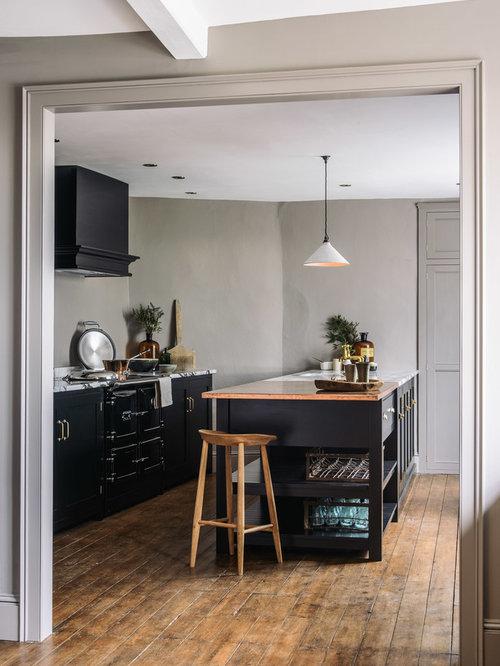 k chen mit kupfer arbeitsplatte und integriertem waschbecken ideen bilder. Black Bedroom Furniture Sets. Home Design Ideas