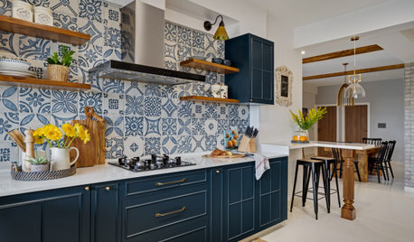 20 New Indian Kitchens Trending on Houzz