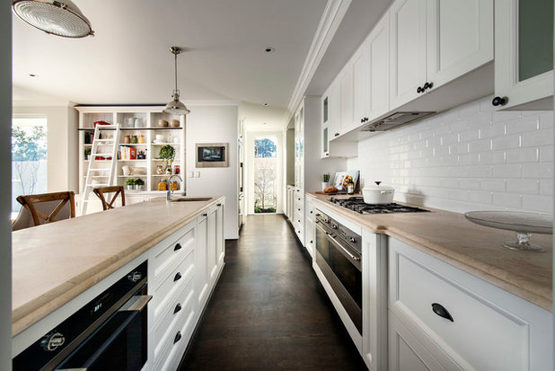 Traditional Kitchen by Webb & Brown-Neaves