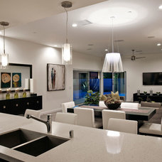 Contemporary Kitchen by Hansgrohe USA