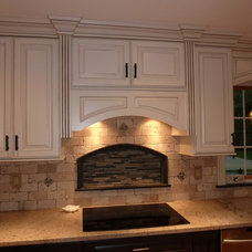 Traditional Kitchen by A Direct Cabinet Distributor Corp