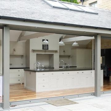 The Newcastle Shaker Kitchen by deVOL