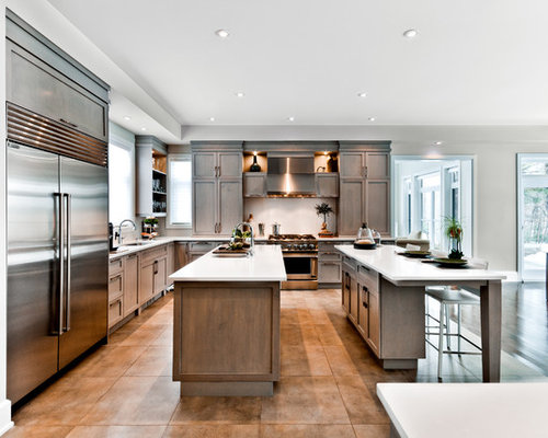 Best montreal kitchen design ideas remodel pictures houzz for Kitchen design montreal