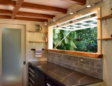 The Oasis Tiny Home Kitchen