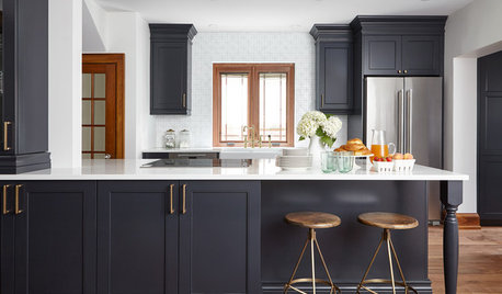Kitchen of the Week: Wood, White and Blue in an 1890s Kitchen