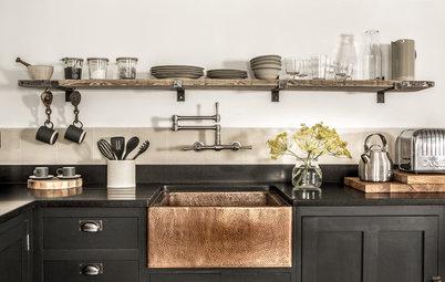 What's Behind Your Kitchen Sink?