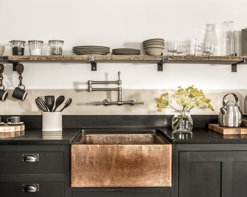 Industrial Kitchen Design Ideas Remodel Pictures Houzz