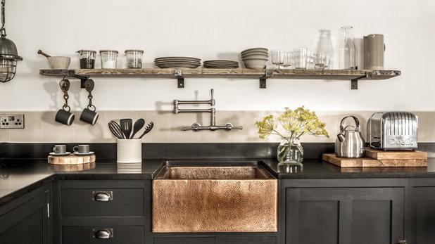 Industriale Cucina by Camilla Banks Interior Design