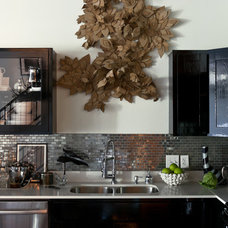 Contemporary Kitchen by Jamie Laubhan-Oliver