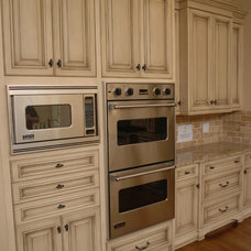 Traditional Kitchen by Hask Custom Homes