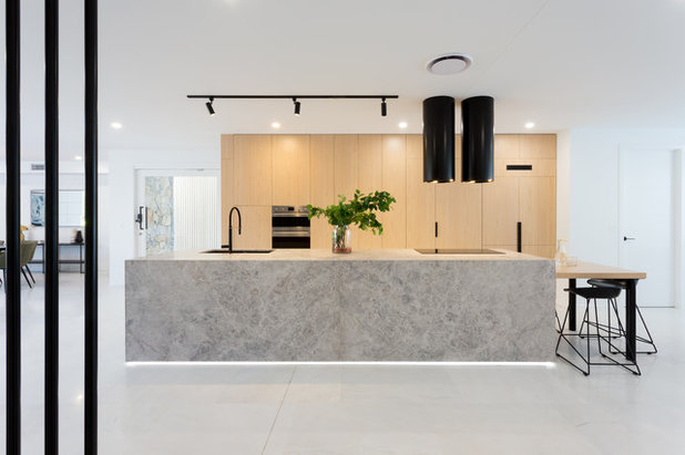 Contemporary Kitchen The Park House