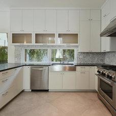 Modern Kitchen by Brett Grinkmeyer