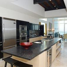 Contemporary Kitchen by Lionus Corporation