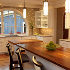 City View Residence Contemporary Kitchen Seattle