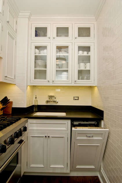 Traditional Kitchen by The Coveted Kitchen