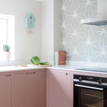 The Pink Kitchen