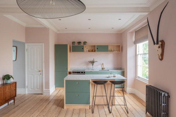 Scandinavian Kitchen by Fifteen Twelve