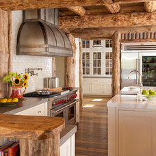 Traditional Kitchen by Pearson Design Group