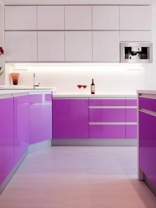 Kitchen Ideas Purple 25+ best modern purple kitchen ideas & designs | houzz