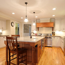Traditional Kitchen by Lancaster Craftsmen Builders Inc.
