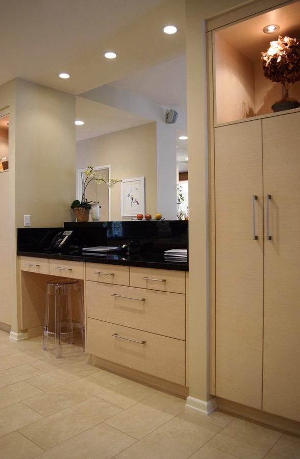 The Ratican Contemporary Kitchen Remodel  - Pasadena, Ca.