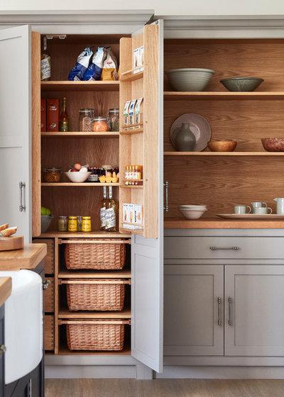 Casa de campo Cocina by Naked Kitchens