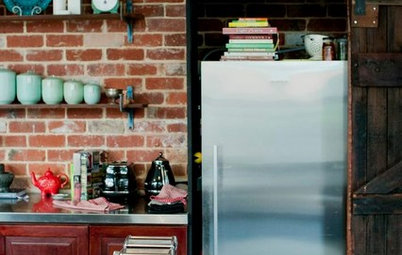 Houzz Tour: Upcycling to the Max in a New Home