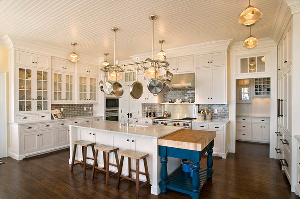 Traditional Kitchen by Mitch Wise Design,Inc.