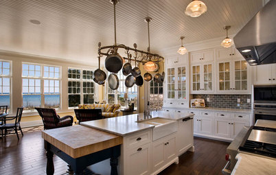 Kitchen Confidential: Glass Cabinet Doors Are a Clear Winner