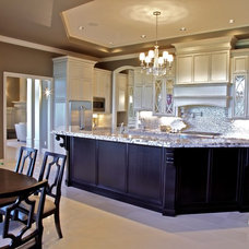 Kitchen by Browning Homes, Inc.