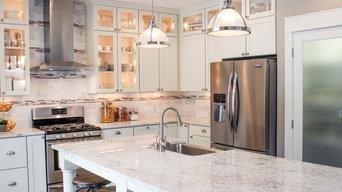 The Requarth Co's Steve Dennis Designed Kitchen