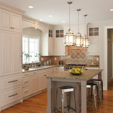 Traditional Kitchen by Northland Residential Corporation