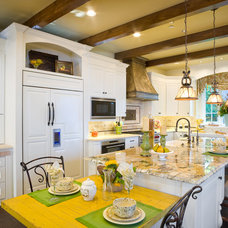 Traditional Kitchen by Alan Mascord Design Associates Inc