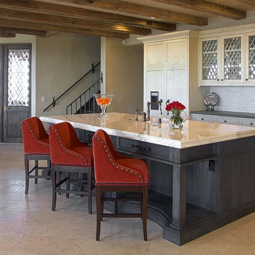 Kitchen Countertops San Francisco: Best 15 Mediterranean Kitchen Ideas & Remodeling Photos