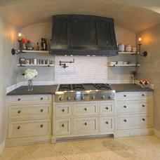 Mediterranean Kitchen by Carmel Stone Imports