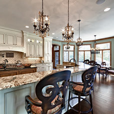 Traditional Kitchen by Todd Michael Builder Developer, Inc