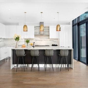 The Ronsley Luxury Condominiums
