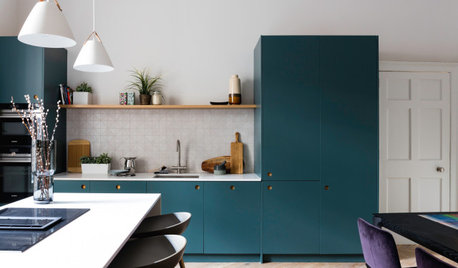 Kitchen Tour: A Modern Kitchen to Complement a Historic Building